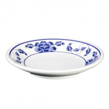 Thunder Group 1004TB Lotus Melamine Plate 4-1/2""