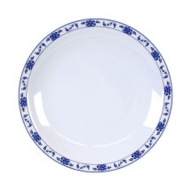 Thunder Group 1015TB Lotus Melamine Plate 14-3/8""