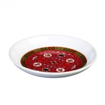 Thunder Group 102.8TR Longevity Melamine Sauce Dish 2 oz.