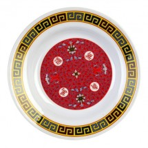 Thunder Group 1108TR Longevity Melamine Soup Plate 7 oz.