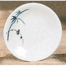 Thunder Group 1305BB Blue Bamboo Round Dinner Plate 5-1/4""