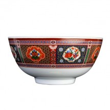 Thunder Group 3004TP Peacock Melamine Rice Bowl 12 oz