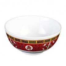 Thunder Group 3006TR Longevity Melamine Rice Bowl 9 oz.