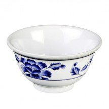 Thunder Group 3008TB Lotus Melamine Rice Bowl 6 oz.