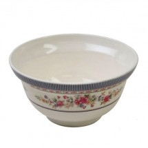 Thunder Group 3201AR Rose Melamine Noodle Bowl 20 oz