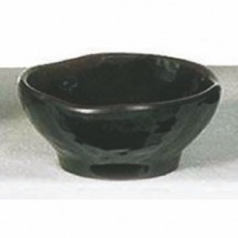 Thunder Group 3703TM Tenmoku Melamine Sauce Bowl 2 oz.