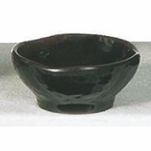 Thunder Group 3703TM Tenmoku Sauce Bowl 2 oz.