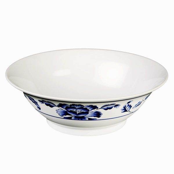 Thunder Group 5008TB Lotus Melamine Special Deep Bowl 35 oz.