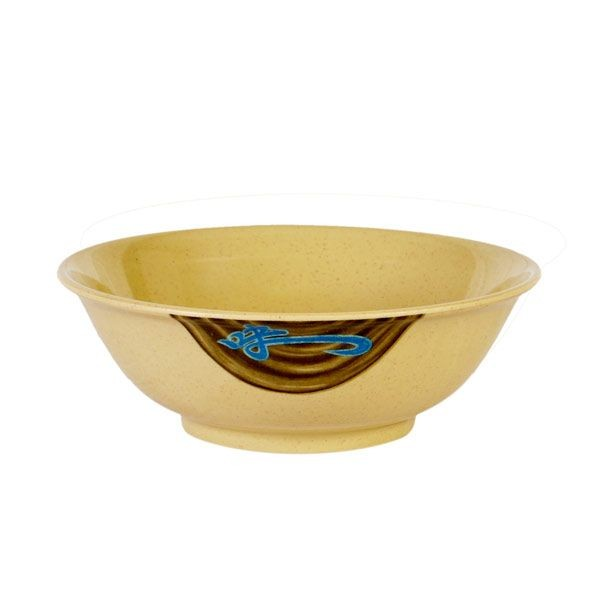 Thunder Group 5085J Wei Melamine Noodle Bowl 70 oz.