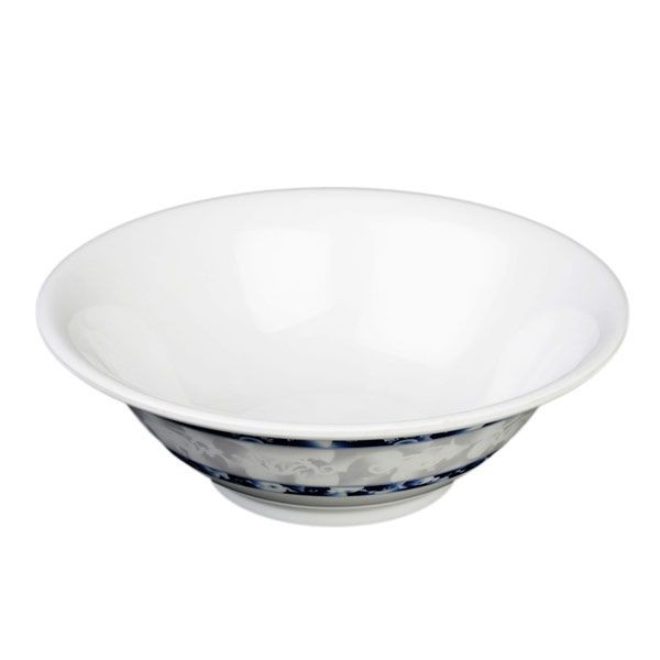 Thunder Group 5107DL Blue Dragon Melamine Deep Bowl 24 oz