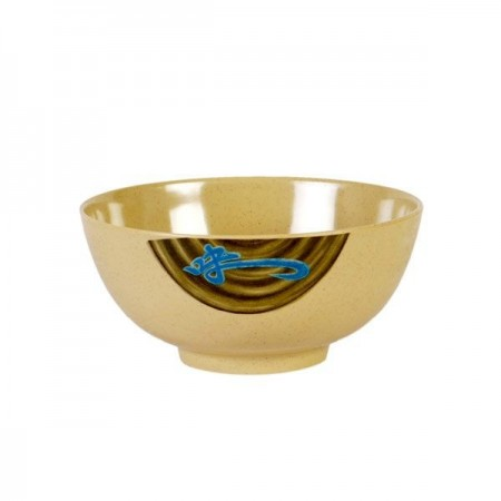 Thunder Group 5207J Wei Asian Melamine Rice Bowl 39 oz.