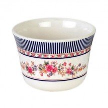 Thunder Group 9152AR Rose Melamine Tea Cup 5 oz.