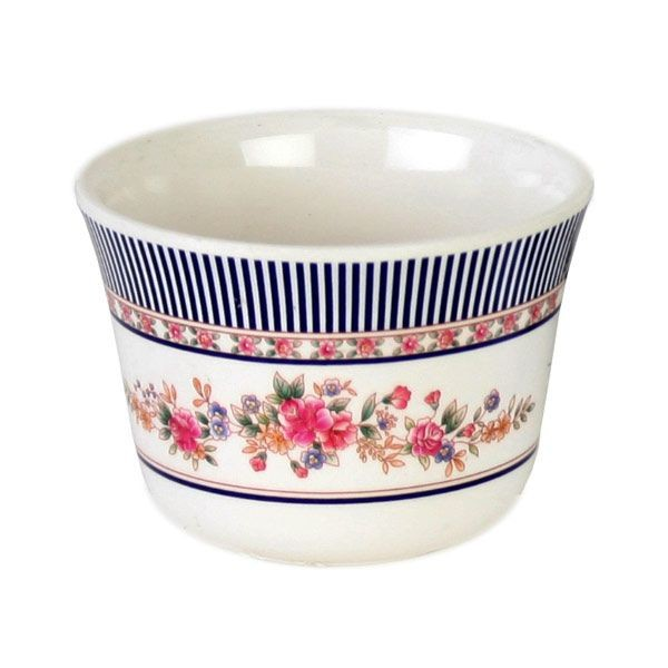Thunder Group 9152AR Rose Melamine Tea Cup 5 oz