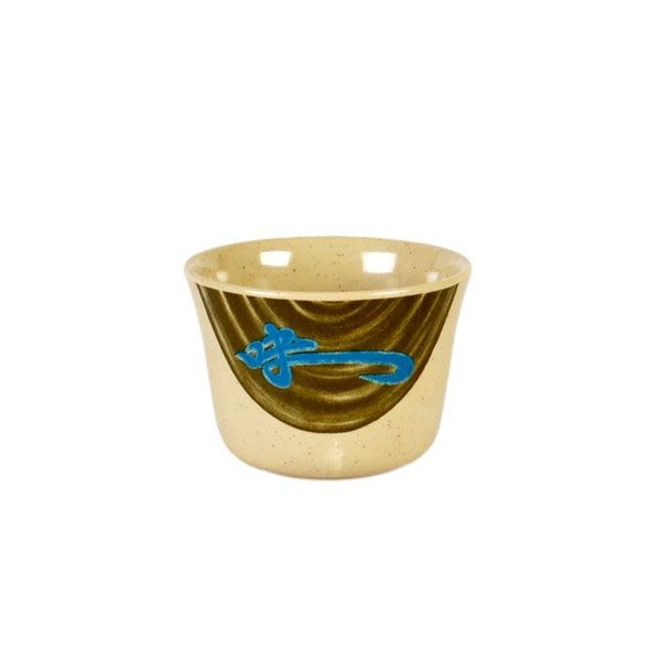Thunder Group 9152J Wei Asian Melamine Tea Cup 5 oz.