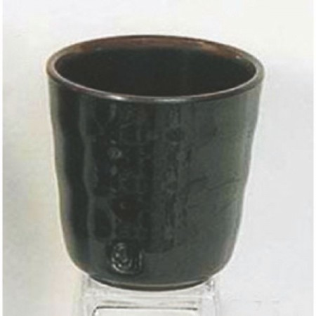 Thunder Group 9753TM Tenmoku Melamine Mug 8 oz.