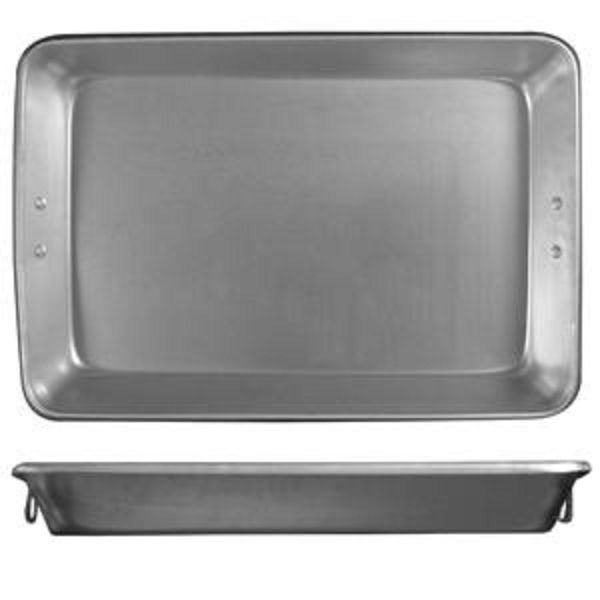 Thunder Group ALBA0312 Aluminum Bake Pan with Handles 26