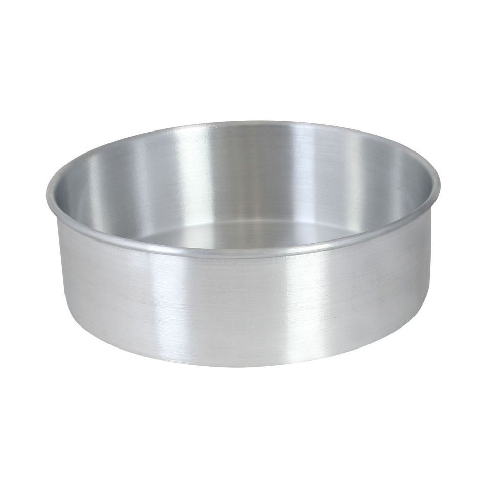 "Thunder Group ALCP0803 Layer Cake Pan 8"" x 3"""