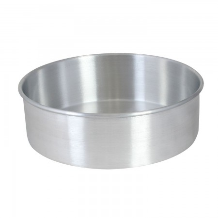 "Thunder Group ALCP1202 Layer Cake Pan 12"" x 2"" - 1/2 doz"