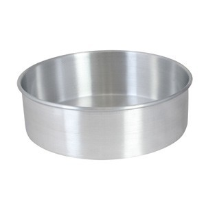 "Thunder Group ALCP1203 Layer Cake Pan 12"" x 3"" - 1/2 doz"