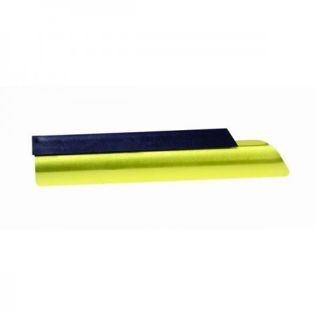 """Thunder Group ALDCS006 Gold Deluxe Crumb Sweeper 5-1/2"""" - 1 doz"""