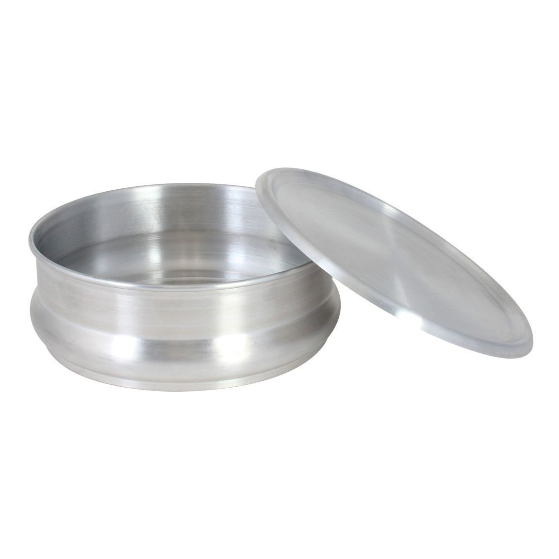 Thunder Group ALDP048 Stackable Dough Pan 48 oz. - 1 doz