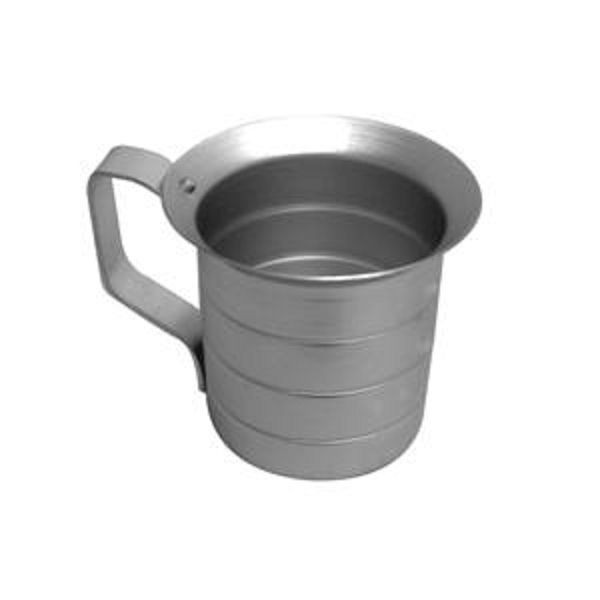 Thunder Group ALKAM010 Aluminum Liquid Measuring Cup 1 Qt.