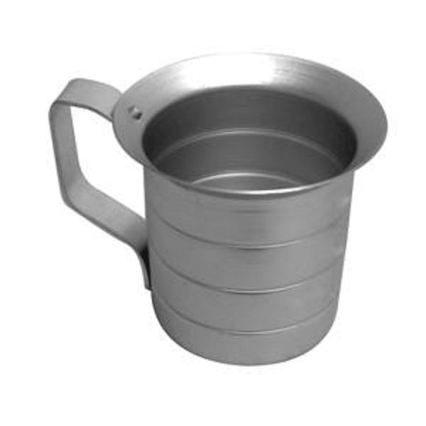 Thunder Group ALKAM020 Aluminum Liquid Measuring Cup 2 Qt.