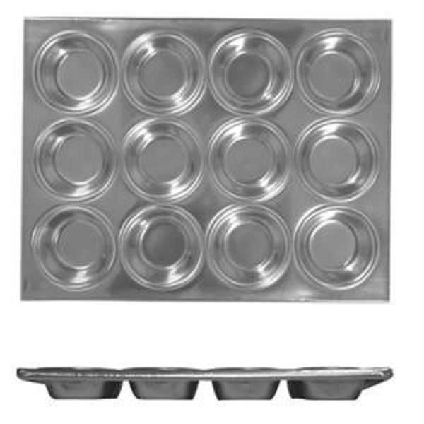 Thunder Group ALKMP012 12 Cup Muffin Pan