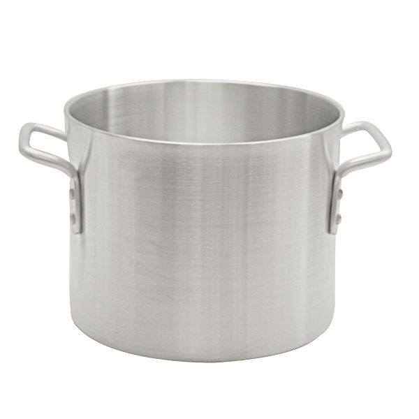 Thunder Group ALSKSP008 Aluminum Stock Pot 50 Qt.