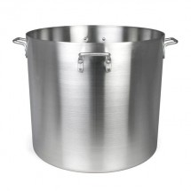 Thunder Group ALSKSP013 Aluminum Stock Pot 140 Qt.
