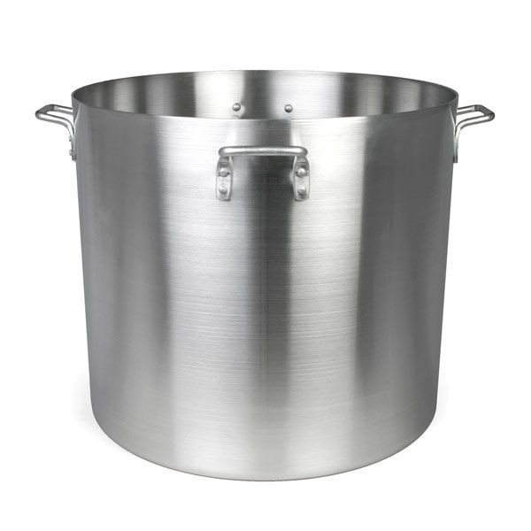 Thunder Group ALSKSP014 Aluminum Stock Pot 160 Qt.