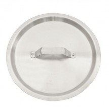 Thunder Group ALSKSP102 12 qt. Aluminum Stock Lid