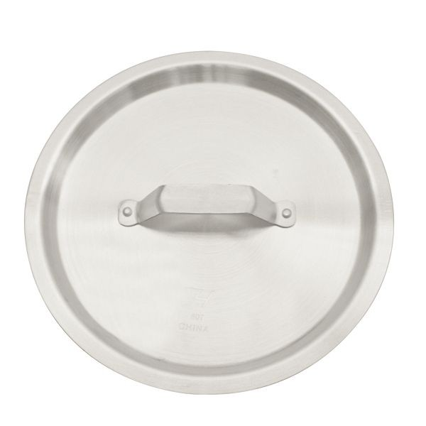 Thunder Group ALSKSP110 Aluminum Stock Lid 80 Qt.
