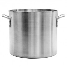 Thunder Group ALSKSP611 100 qt. Aluminum Stock Pot