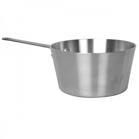 Thunder Group ALSKSS001 Aluminum Sauce Pan With Mirror Finish 1-1/2 Qt.