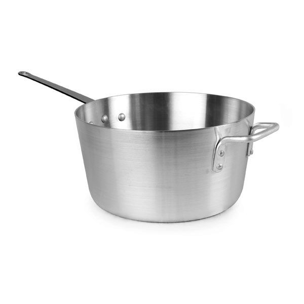 Thunder Group ALSKSS008 Aluminum Sauce Pan 10 Qt.