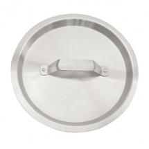 Thunder Group ALSKSU114 Aluminum Sauce Pot Lid 14 Qt.