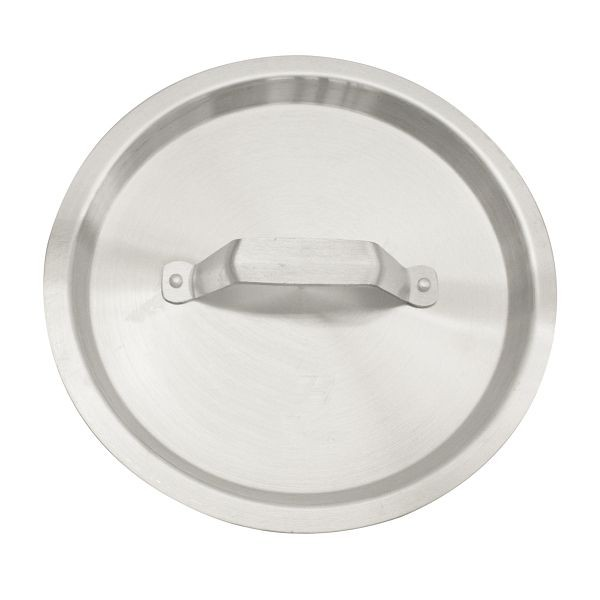 Thunder Group ALSKSU126 Aluminum Sauce Pot Lid 26 Qt.