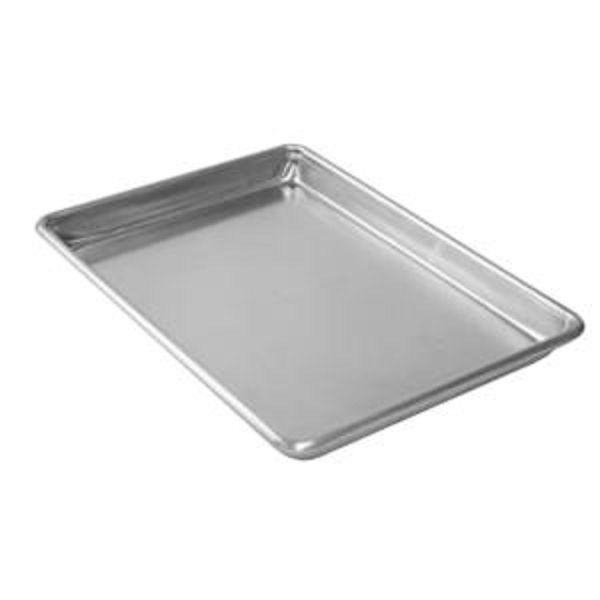 "Thunder Group ALSP1013 Quarter Size Aluminum Sheet Pan 10"" x 13"""