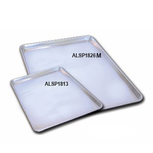 "Thunder Group ALSP1826M Full Size Aluminum Sheet Pan 18"" x 26"""