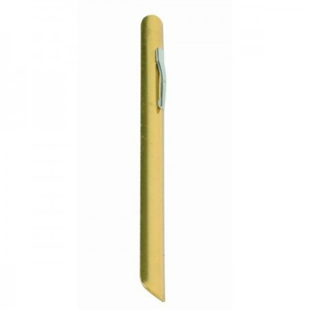 Thunder Group ALTBCR001G Gold Table Crumber - 10 doz