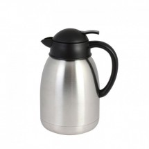 Thunder Group ASCS015 Stainless Steel Push Button Coffee Server 1.5 L