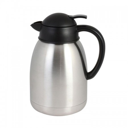 Thunder Group ASCS019 Stainless Steel Push Button Coffee Server 1.9 L
