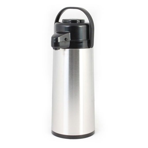Thunder Group ASPG022 Glass Lined Airpot 2.2 lt / 74 oz.