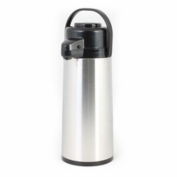 Thunder Group ASPG030 Glass Lined Airpot. 3.0 lt / 101 oz.