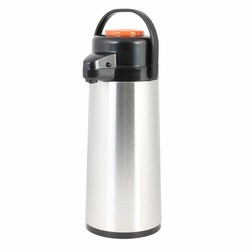 Thunder Group ASPS025D Glass Lined Airpot, Decaf 2.5 lt / 84 oz.