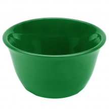 Thunder Group CR303GR Green Melamine Bouillon Cup 7 oz. - 1 doz