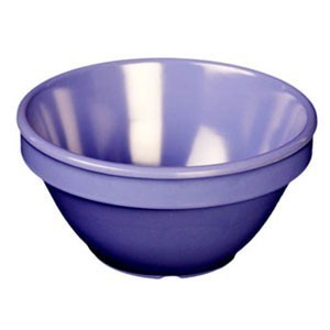 Thunder Group CR313BU Purple Melamine Bouillon Cup 8 oz. - 1 doz