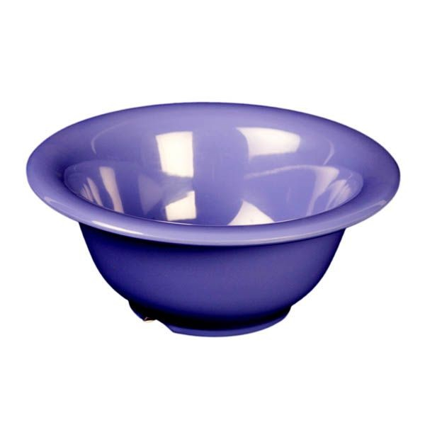 Thunder Group CR5510BU Purple Soup Bowl 10 oz. - 1 doz