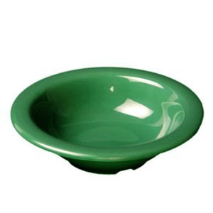 Thunder Group CR5608GR Green Salad Bowl 8 oz. 1 doz